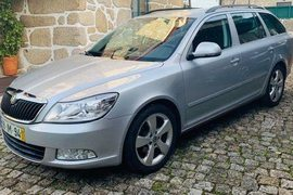 2009' Skoda Octavia Break