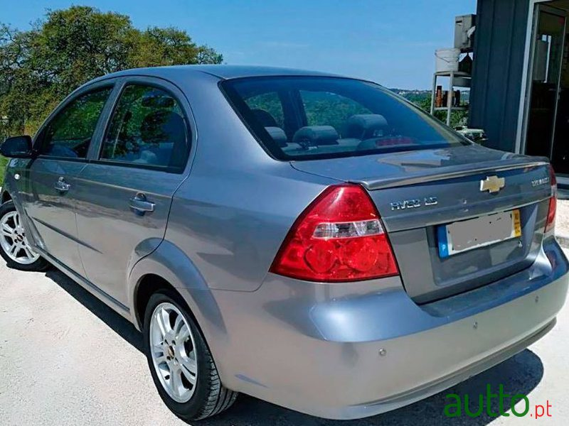 2010 Chevrolet Aveo in Leiria, Portugal - 2