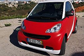 2011' Smart Fortwo