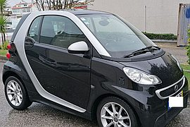 2013' Smart Fortwo